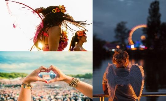 Será uma experiencia inesquecivel, novos amigos, fotos incriveis e o melhor você vai poder dizer que foi no melhor festival do planeta!